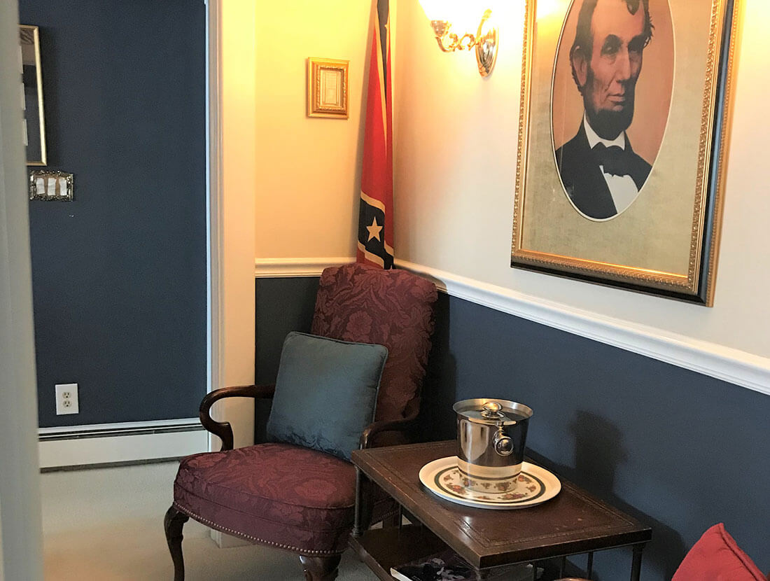 Lincoln Suite A Williamsburg White House, Williamsburg, VA