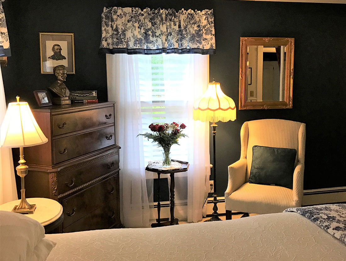 Lincoln Suite A Williamsburg White House Inn, Williamsburg Virginia