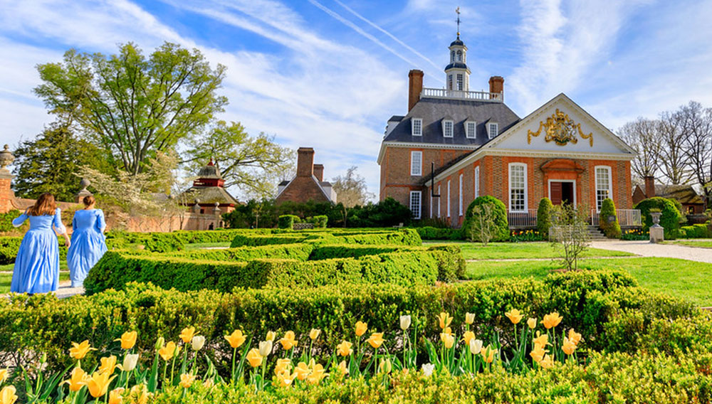 Colonial Williamsburg A Williamsburg White House BB, Virginia