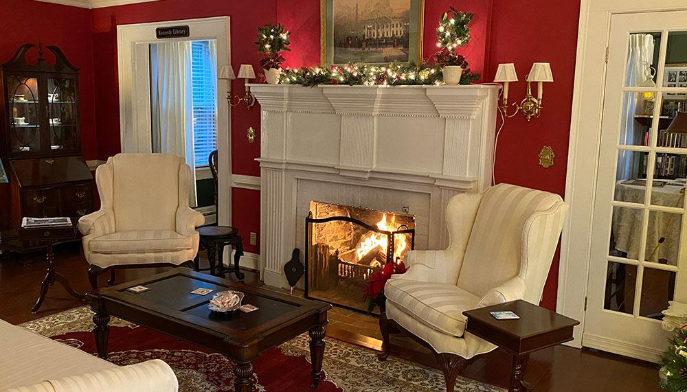 Diplomatic Reception Room A Williamsburg White House, Williamsburg, VA
